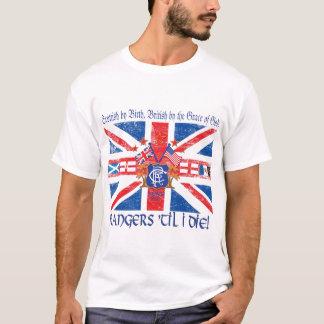 T-shirt Club de défenseurs de gardes forestières d'Orlando