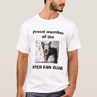 T-shirt Club de fan de mitre