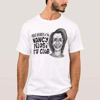 T-shirt Club de fan de Nancy Pelosi