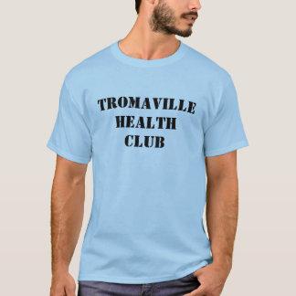 T-shirt Club de santé de Tromaville