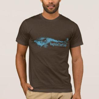 T-shirt Club de surf de Bagdad