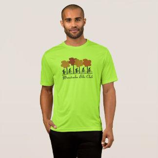 T-shirt Club de vélo de Minnetonka