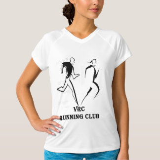 T-shirt Club-Femmes courantes de VRC