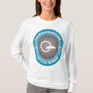 T-shirt Club frais de météorologistes