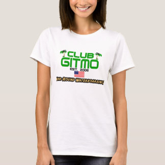 T-shirt Club Gitmo