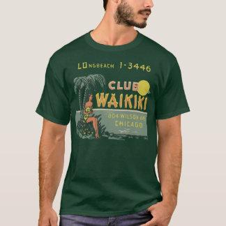 T-shirt Club Waikiki