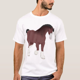 T-shirt Clydesdale