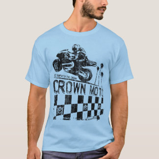 T-shirt Cm Checkered (cru)