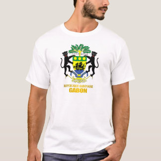 T-shirt COA du Gabon