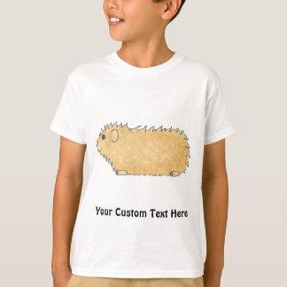 T-shirt Cobaye abyssinien.