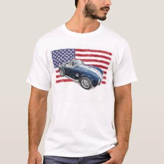 T-shirt Cobra américain classique