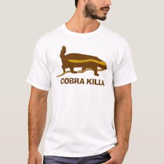 T-shirt Cobra Killa de blaireau de miel
