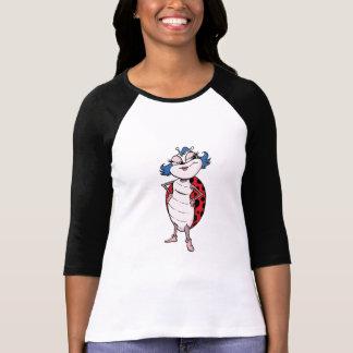 T-shirt Coccinelle de mamans