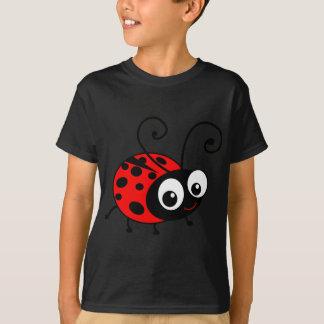 T-shirt Coccinelle mignonne