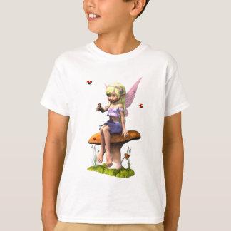 T-shirt Coccinelles