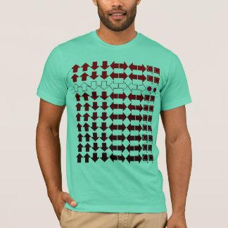 T-shirt Code de Konami