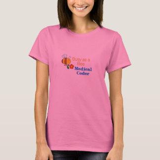 T-shirt Codeur médical de fourmi