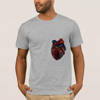 T-shirt Coeur anatomique