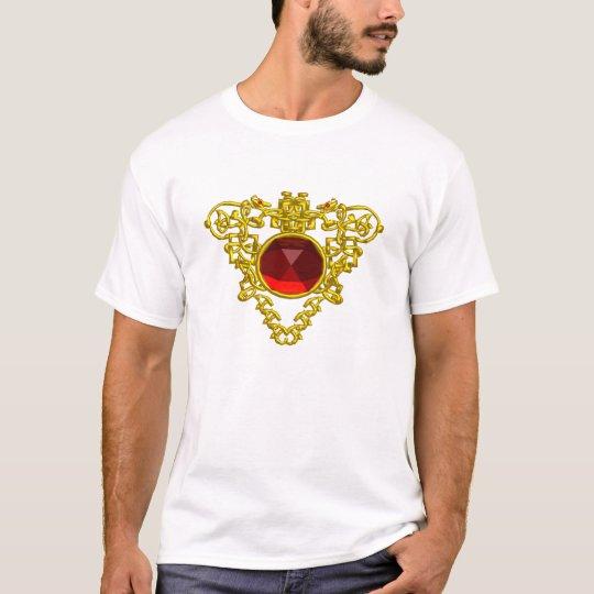 T-shirt COEUR CELTIQUE pour toutes les couleurs