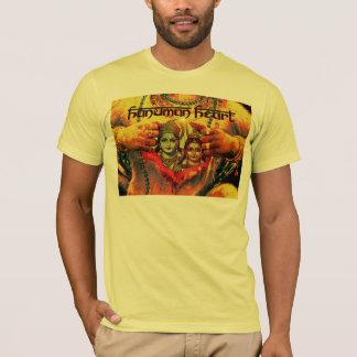 T-shirt Coeur de Hanuman