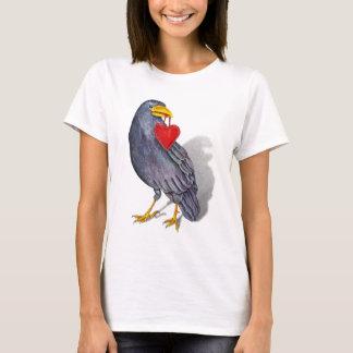 T-shirt Coeur de Raven