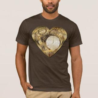 T-shirt Coeur de rouages