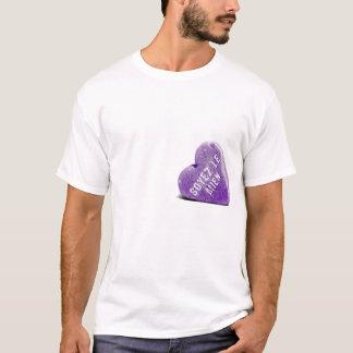 T-shirt coeur de sucrerie