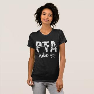 T-shirt Coeur de tribu de Pta (blanc)