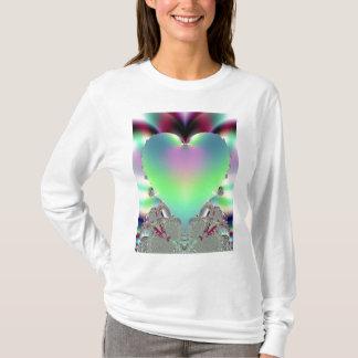 T-shirt Coeur d'iris