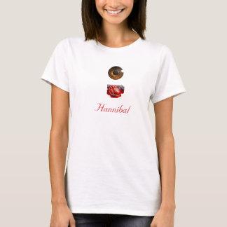 T-shirt Coeur Hannibal d'oeil