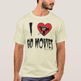 T-shirt (Coeur) mauvais films I