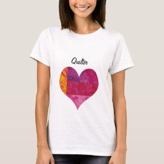T-shirt Coeur piqué