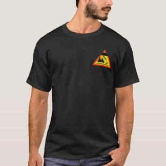T-shirt Coeur pour le logo des foudres 2 - la chemise des