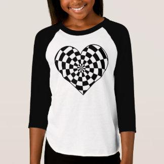 T-shirt Coeur punk de Valentine