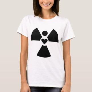 T-shirt coeur radioactif d'ange