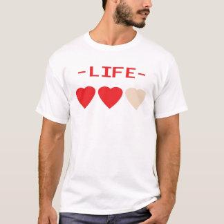 T-shirt Coeurs de la vie de Zelda