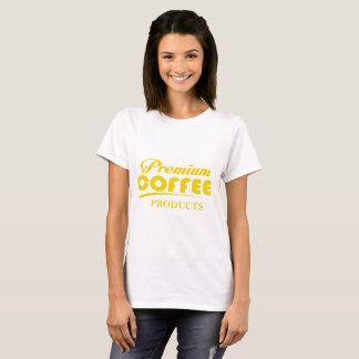 T-shirt Coffe de la meilleure qualité