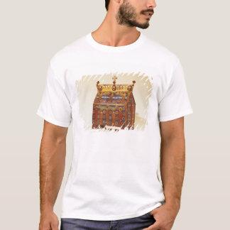 T-shirt Coffre de reliquaire, 12ème-13ème siècle