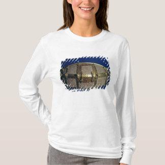 T-shirt Coffre de Viking pour l'or