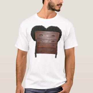 T-shirt Coffre velu