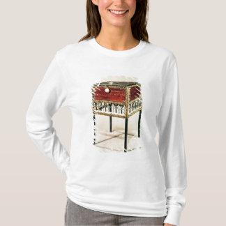T-shirt Coffret fleuri du trésor de Tutankhamun