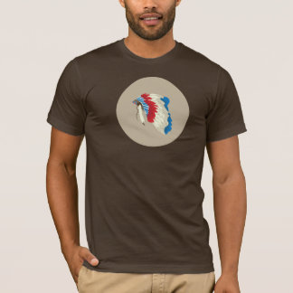 T-shirt Coiffe