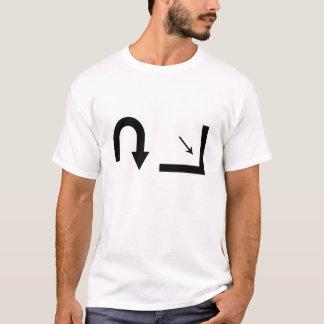 T-shirt Coin d'arrêt