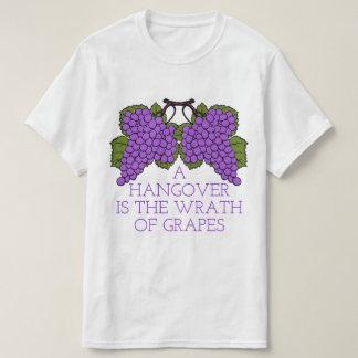 T-shirt Colère des raisins