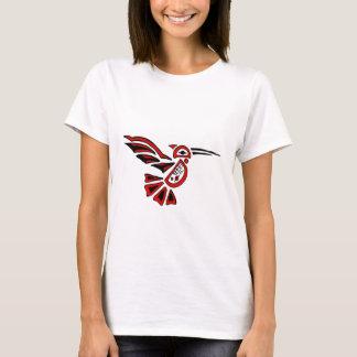 T-shirt colibri de haida