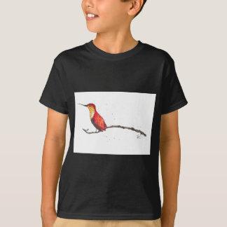 T-shirt Colibri sur la branche