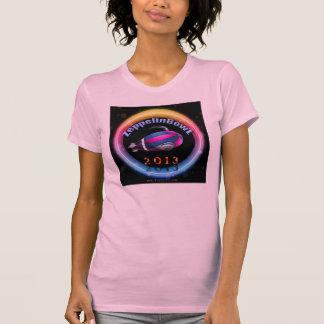 T-shirt Collecteur 2013 officiel de ZeppelinBowl T