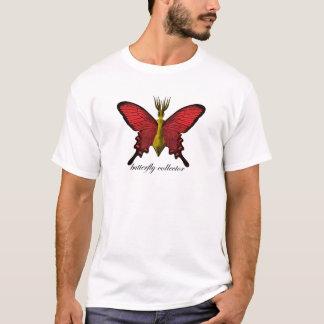 T-shirt collecteur de papillon