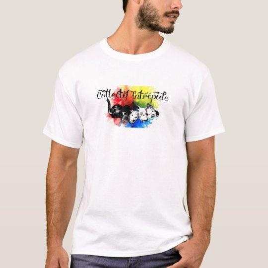 T-shirt Collectif Intrépide