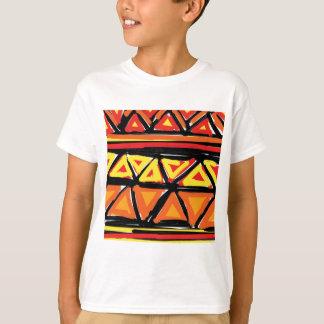 T-shirt Collection chaude de triangles